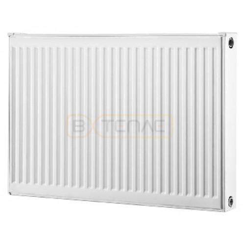 Стальной панельный радиатор отопления Buderus Logatrend K-Profil 33 400 с боковым подключением.
