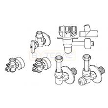 Комплект подключения двухконтурного котла Buderus AS6-UP