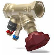 Балансировочный клапан IMI TA STAD B, без дренажа, DN15, вн резьба, PN20, AMETAL