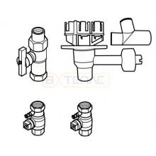 Комплект подключения двухконтурного котла Buderus AS6-AP