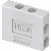 Защитный короб TECEflex 124 x 102 для двойного тройника 16-20, 718020