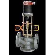 Регулирующий двухходовой клапан IMI TA CV216 GG, DN15, Kvs 1.6, фланец, PN16, чугун, 60235315