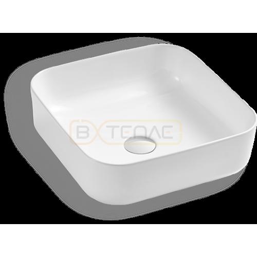Квадратная раковина Delice Beatrice C1.4040