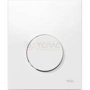 Кнопка смыва TECE Loop Urinal белая антибактериальная, 9242640