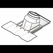 Элемент прохода Buderus через крышу без перекрытия оголовка DN 80/125