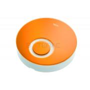Дизайнерская панель комнатного термостата TECEfloor DT, оранжевая, 77400012