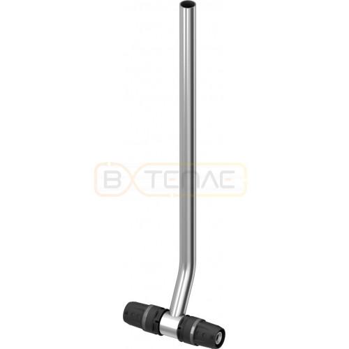Монтажная трубка TECElogo Push-fit для радиатора проходная 20 x 330
