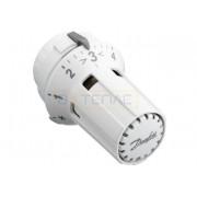 Термостат для установки на клапан RA-N, RA-G и другие клапаны  RA Danfoss. С жидкостным встроенным температурным датчиком, с функцией перекрытия , 013G5110