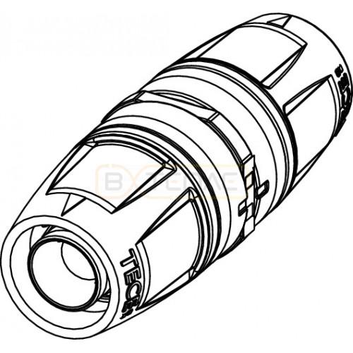 Соединение TECElogo Push-fit труба-труба 16 x 16 8710516