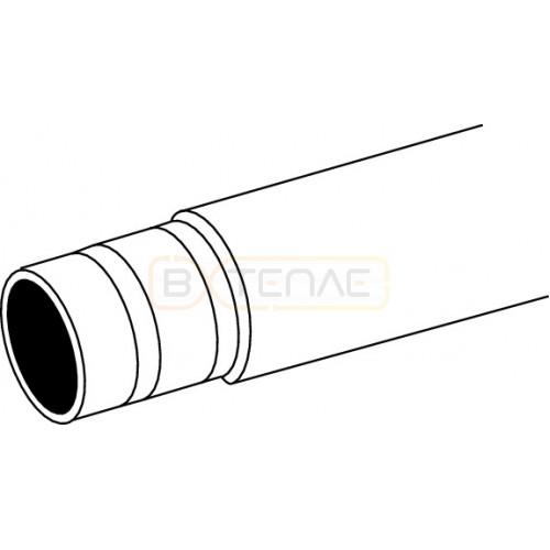 Газовая труба TECEflex DN 32 мм металлопластиковая в штангах, 1м