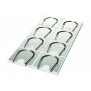 Головной элемент TECEfloor UP 125 c алюминиевым слоем, 77520012
