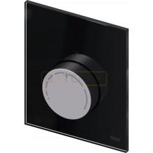 Лицевая панель TECEfloor RTL box, стекло черное