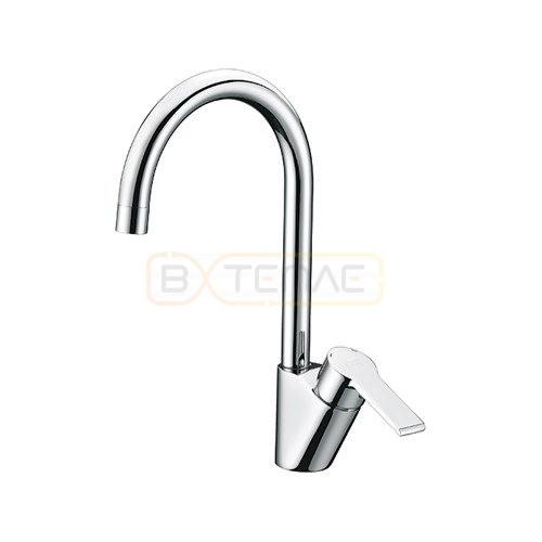 Смеситель WasserKRAFT Aммer 3707 для кухни, хром