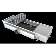 Внутрипольный конвектор EVA с тангенциальным вентилятором KB.125.258