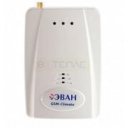 Термостат Эван GSM-Climate EXPERT