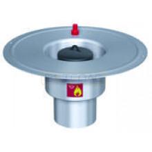 Дренажный трап с вертикальным штуцером BASIKA л/c 1,6 DN 100