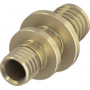 Соединение TECEflex труба-труба редукционное, 20 x 16, латунь, 766503