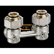 """Клапан для нижнего подключения IMI Heimeier VEKOTRIM, для двухтрубной системы, G 3/4"""" x G 3/4"""", угловой, латунь, 0567-50.000"""