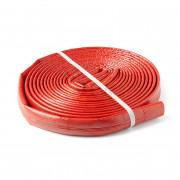Трубная теплоизоляция 6 мм KAN-therm для труб DN 15 в штангах по 2 м, красная, OTUC6M15-2