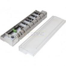 Клеммная колодка KAN-Therm Basic+ отопление/охлаждения (10 зон) 24В