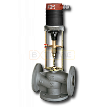 Регулирующий двухходовой клапан IMI TA CV216 GG, DN25, Kvs 10.0, фланец, PN16, чугун
