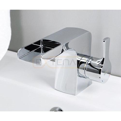 Каскадный смеситель WasserKRAFT Berkel 4869 для умывальника, хром
