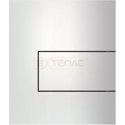 Кнопка смыва TECE Square Urinal белая