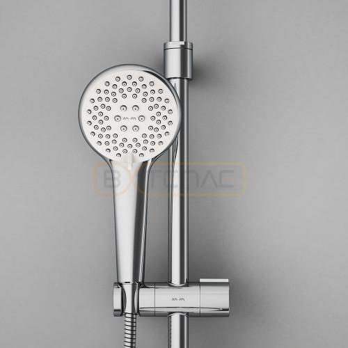 Душевая система Am.Pm Like ShowerSpot с термостатом