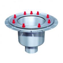 Дренажный трап BASIKA л/c 3,0 DN 100