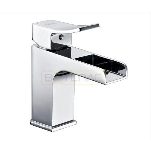 Каскадный смеситель WasserKRAFT Aller 1069 для умывальника, хром