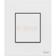 Кнопка смыва TECE Now Urinal белая, 9242400
