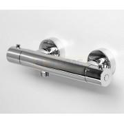 Термостатический смеситель WasserKRAFT Berkel 4822 Thermo для душа, хром