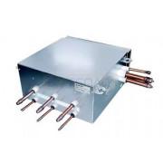 Комплект вентиляционных принадлежностей для новых блоков кассетного типа четырёх-поточные, совместим с корпусами TP, TN, TM, PTVK410