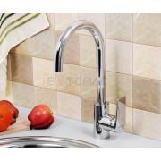 Смеситель WasserKRAFT Lopau 3207 для кухни, хром, 3207
