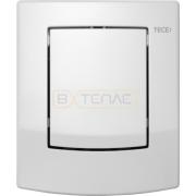 Кнопка смыва TECE Ambia Urinal белая антибактериальная, 9242140
