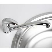 Смеситель WasserKRAFT Isen 2607 для кухни, хром, 2607