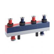 Sinus HidroFixx 80/80 Коллектор на 5 насосных групп с гидравлическим разделителем, 3318x4