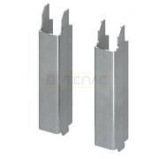 Кронштейны для унитазов TECEprofil с уменьшенной высотой, 9041029