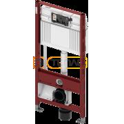 Инсталляция для подвесного унитаза с подключением биде TECE TECEprofil, 9300079