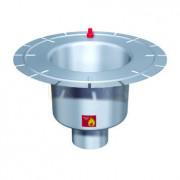 Дренажный трап с вертикальным штуцером BASIKA л/c 3,0 DN 100, 303 20 17