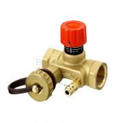 Ручной балансировочный клапан Danfoss MNT DN15 (003Z2331)