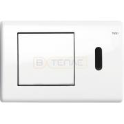 Кнопка смыва TECE Planus 220 В белая глянцевая