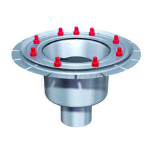 Дренажный трап BASIKA л/c 2,0 DN 100