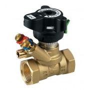 Ручной балансировочный клапан MSV-BD с внутренней резьбой Danfoss 15мм, 003Z4000