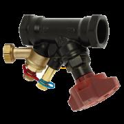 """Балансировочный клапан IMI TA STAD B, с дренажем G 1/2"""", DN25, вн резьба, PN20, AMETAL"""