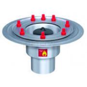 Дренажный трап с вертикальным штуцером BASIKA л/c 1,4 DN 70, 302 30 46