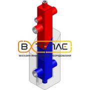 Вертикальный коробчатый гидроразделитель  80/60, 3318x10