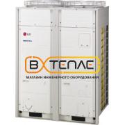 """Наружный блок трехтрубной VRF системы """"Multi V IV"""" Heat Recovery с вертикальным выбросом воздуха, c рекуперацией  теплоты, режим одновременного  нагрева  и охлаждения, ARUB080LTE4"""