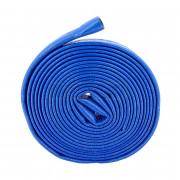 Трубная теплоизоляция 6 мм KAN-therm для труб DN 15 в штангах по 2 м, синяя, OTUN6M15-2