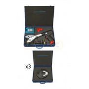 Комплект инструмента KAN-Therm для монтажа труб 76,1-108 STEEL/INOX (UAP 100, BP)